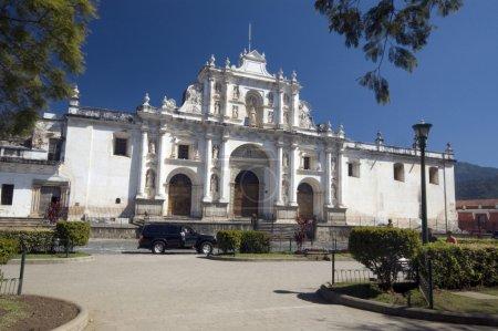cathedral san jose guatemala antiguq