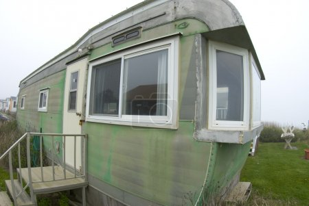 beachfront mobile home