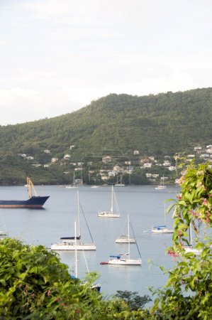 Port Elizabeth harbor Bequia St