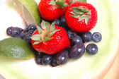 Medovice s ovocem