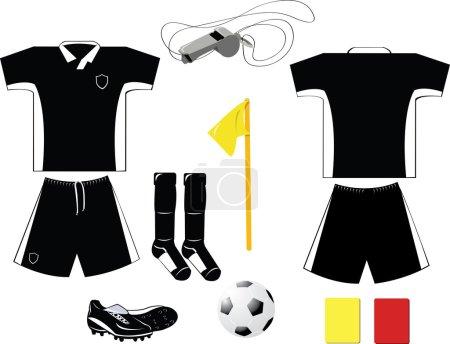 Black and White Arbiter Equipment
