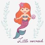 Постер, плакат: Little mermaid