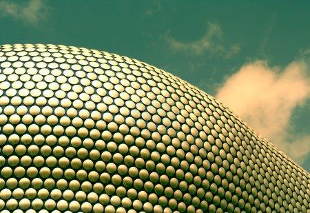 Modern architecture in Birmingham, UK