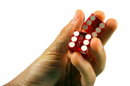 dice hand