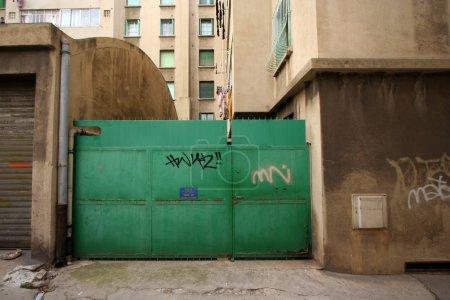 green gate marseille