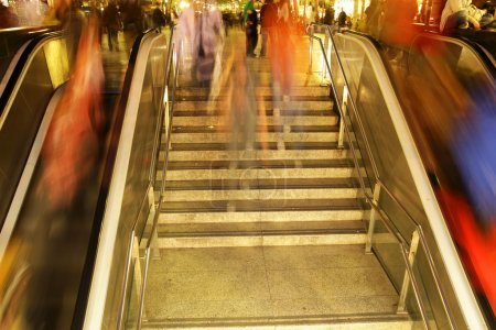 Mechanical stairs