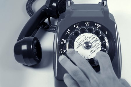 Dialing number