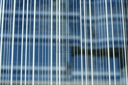 Foto de Líneas urbanas blancas abstractas - Imagen libre de derechos