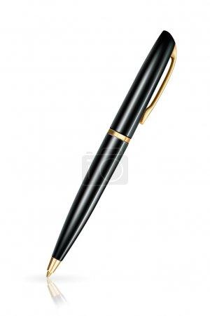 Pen, vector icon