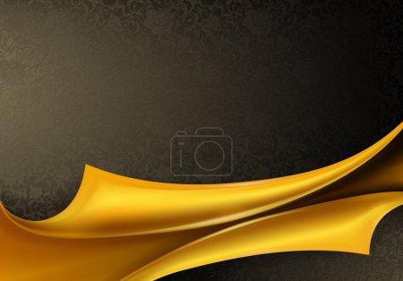 Illustration for Wallpaper Background, eps10 - Royalty Free Image