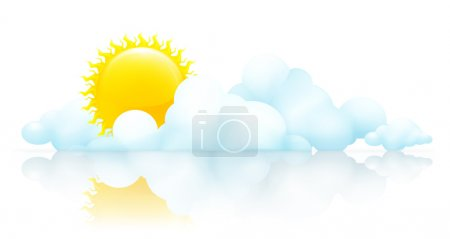 Sun and clouds, 10eps