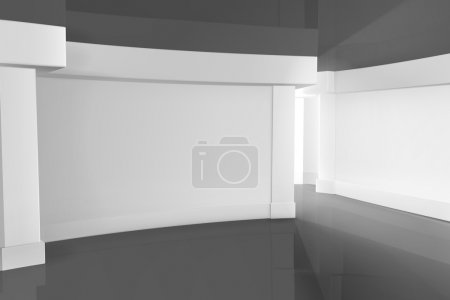 Illustration for Empty Room - Royalty Free Image