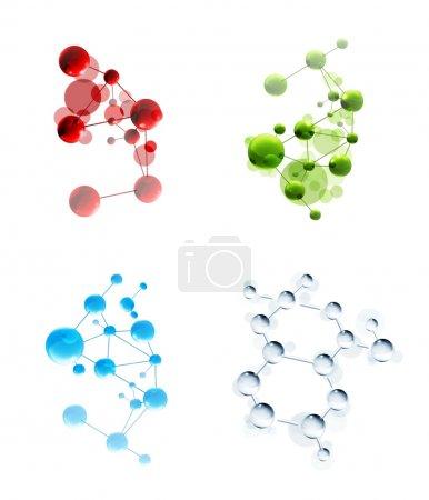 Set of molecules