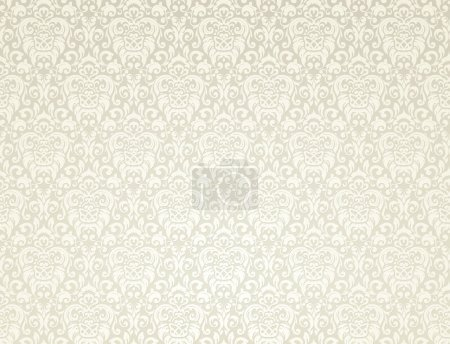 Illustration for Wallpaper pattern - Royalty Free Image