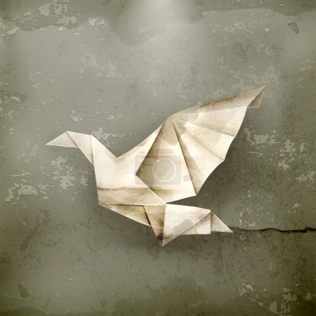 Paper Dove, old-style