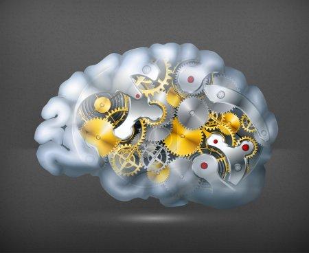 Mechanical brain, 10eps