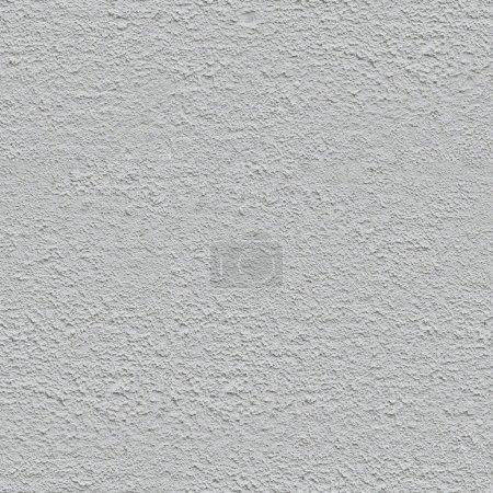 Photo pour Fond blanc mur plâtré ou texture - image libre de droit