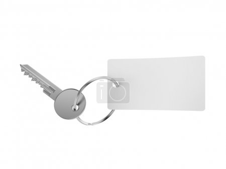 Key with blank tag