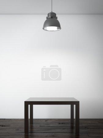 Foto de Mesita en interior - Imagen libre de derechos