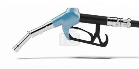 Bluef fuel pump nozzle