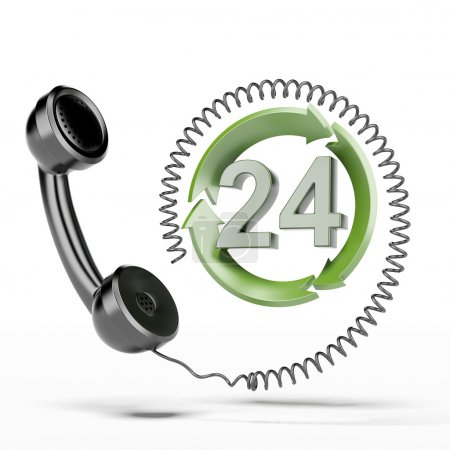 All-day hours handset