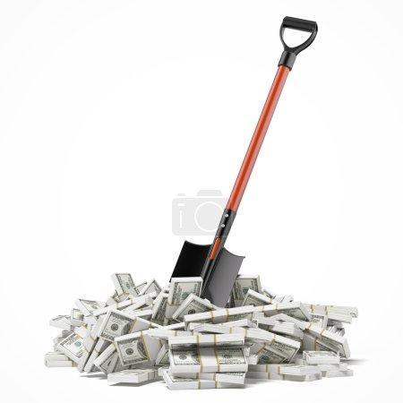 Shovel up dollars