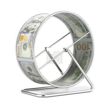 Dollar Hamster Wheel