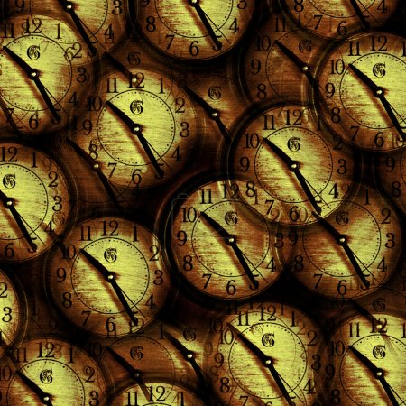 Time Concept illustration