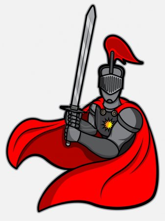 Fighting Stance Knight
