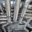 Industrial distribution with ventilation system...