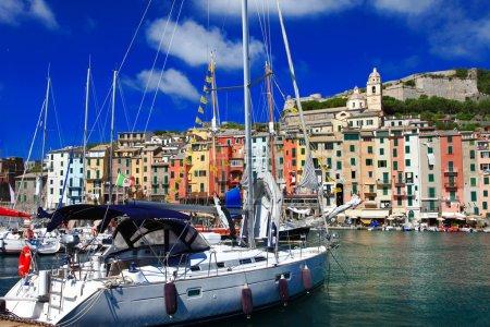 Photo pour Série Italie picturale - Portovenere - image libre de droit