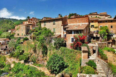 Villages of Mallorca, Spain