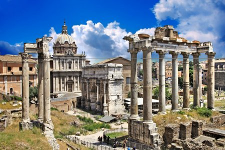 Photo for Great Roman landmarks - Forums - Royalty Free Image