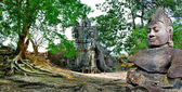 Mysterious hidden temples in ancient Cambodia