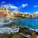 Beautiful Greek islands series - Syros...