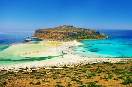 Beautiful beaches of Greece - Crete Balos bay