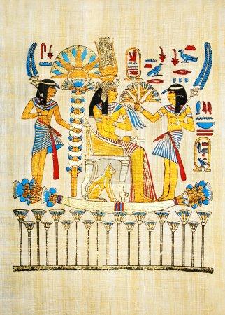 Photo pour Papyrus - image libre de droit