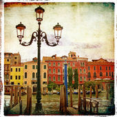 Venise - photo artistique