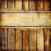 Wooden background with place for text