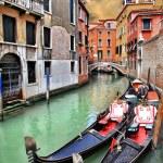Beautiful romantic Venetian scenery...