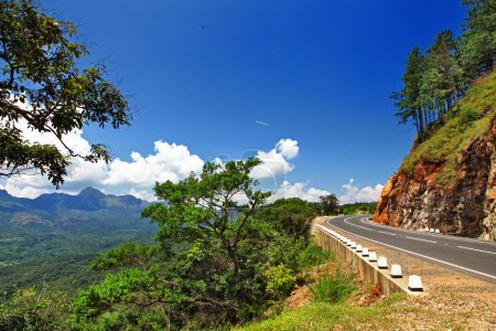 Photo for Pictorial roads of sri lanka - Royalty Free Image