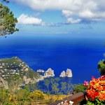 Beautiful Capri island. Bella Italia series...