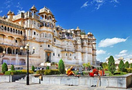 Udaipur, city palace...