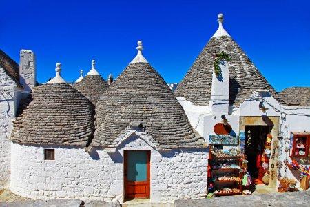 Alberobello town, Italy