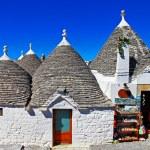 Unique trully houses - Italy, Puglia, Alberobello...