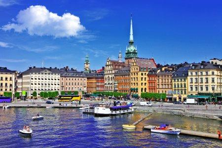 Beautiful Stockholm, Sweeden