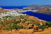 Scenic Greek islands - Patmos,