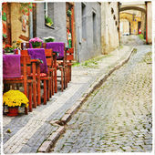 charming old streets