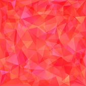 Geometric pattern triangles background
