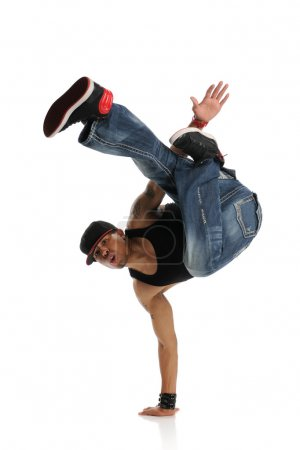 Hip Hop Style Dancer performing